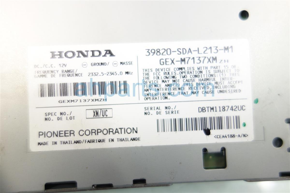 2004 Honda Accord XM 39820 SDA L21 39820SDAL21 Replacement
