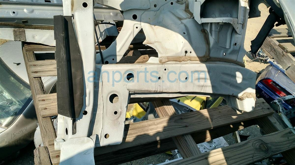 2008 Honda Civic Front Passenger Frame Rail Cut Up To Tower Replacement