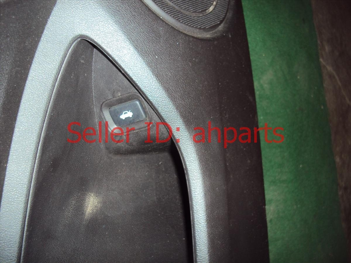 2012 Acura TSX Door trim liner Front driver DR PANEL no switch handle Replacement