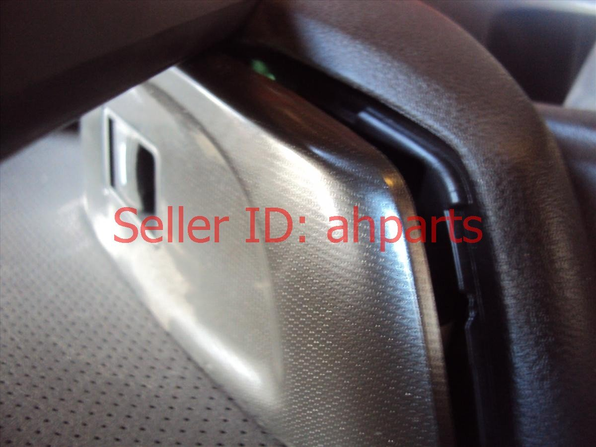 2012 Acura TSX Trim liner Rear passenger DOOR PANEL COMPLETE BLK GOOD 83701 TL0 G22ZC 83701TL0G22ZC Replacement