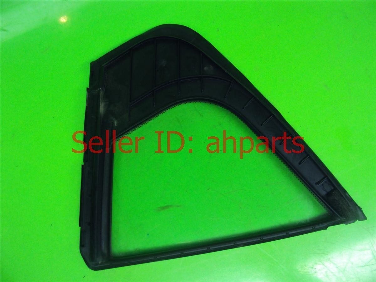 2012 Acura TSX Door window 4DR Rear passenger VENT GLASS 73405 TL2 A10 73405TL2A10 Replacement
