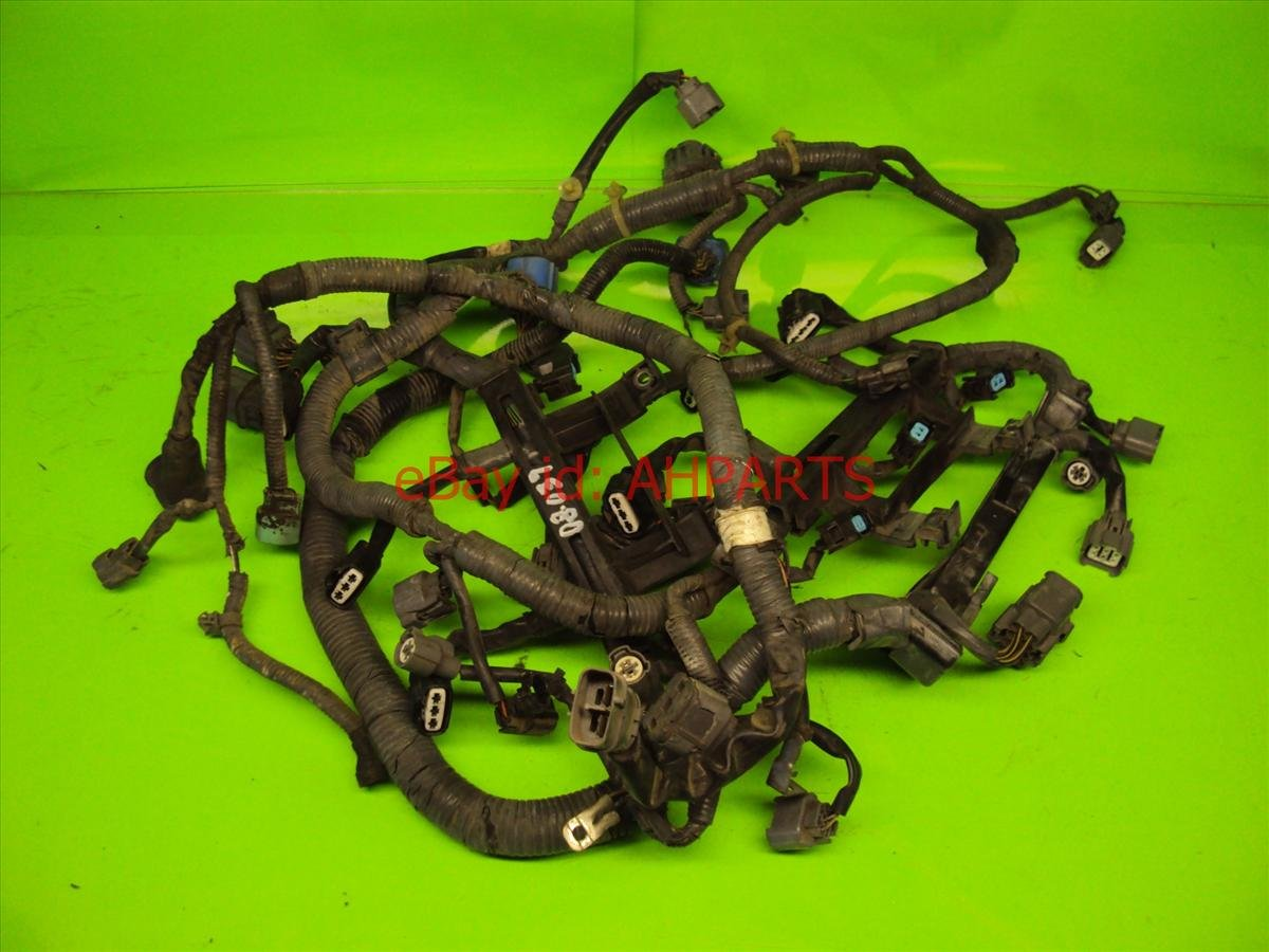 1997 Acura RL ENGINE HARNESS ONE BROKEN PLUG 32110 P5A A00 32110P5AA00 Replacement