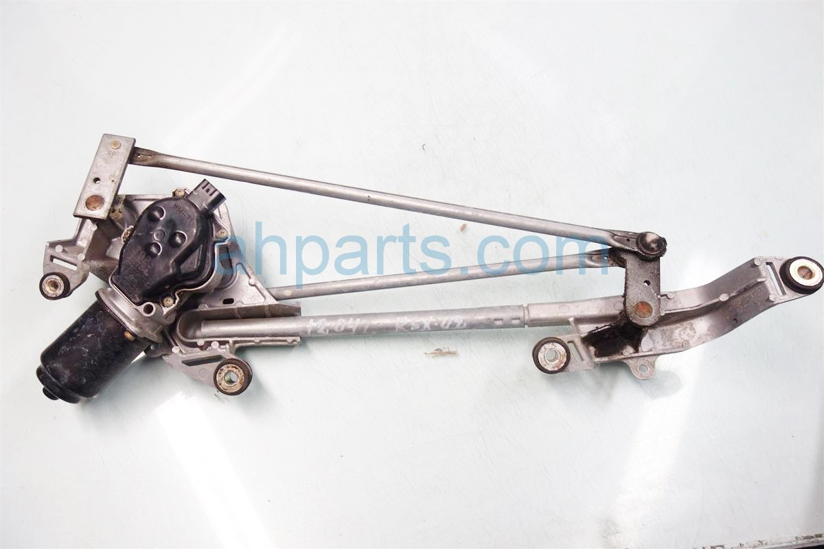 buy 2005 acura rl front windshield arms wiper motor 76505. Black Bedroom Furniture Sets. Home Design Ideas