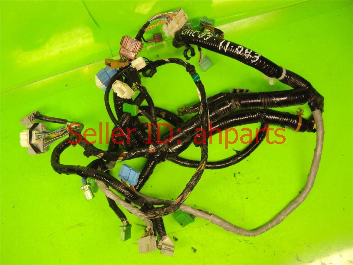 2005 Honda Civic INSTRUMENT HARNESS 32117 S5P A34 32117S5PA34 Replacement