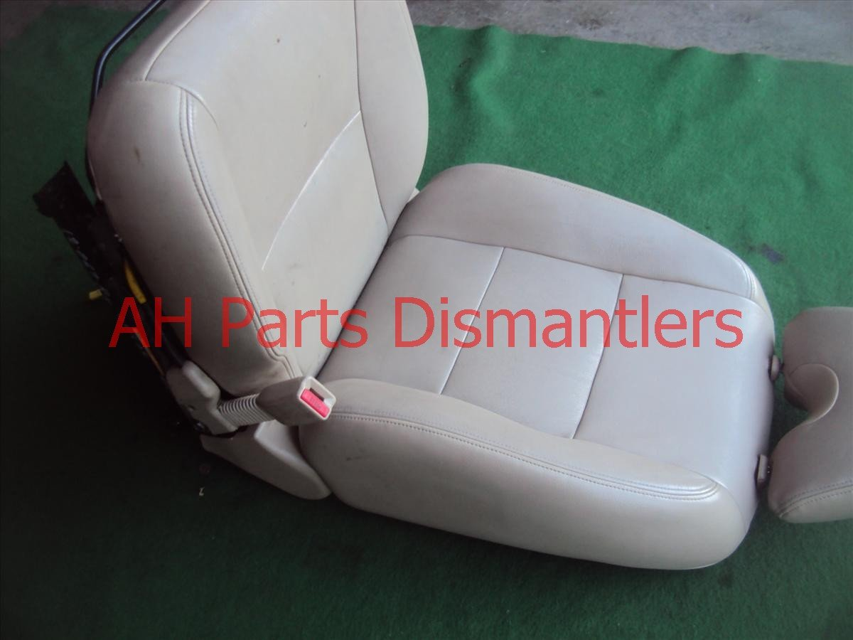 2004 Honda Civic Front Passenger SEAT TAN LEATHER 81121 S5B A22ZB 81121S5BA22ZB Replacement