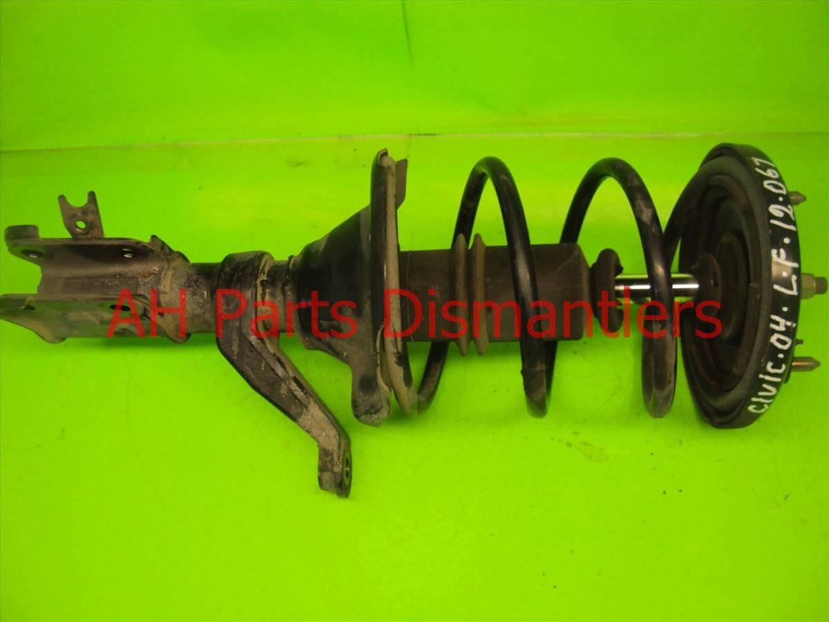 2004 Honda Civic Front driver STRUT N SPRING 51606 S5B A02 51606S5BA02 Replacement