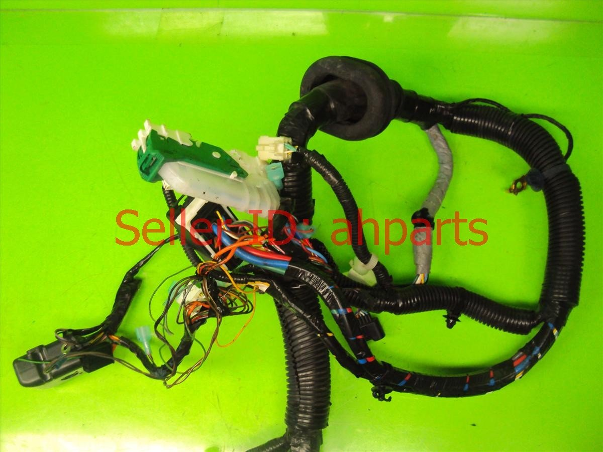 2010 Honda FIT Driver CABIN WIRE HARNESS 32120 TK6 A20 32120TK6A20 Replacement