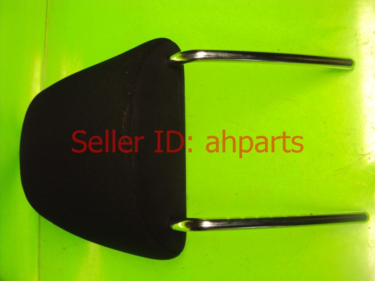 2010 Honda FIT FR HEADREST BLACK 81140 TK6 A01ZB 81140TK6A01ZB Replacement