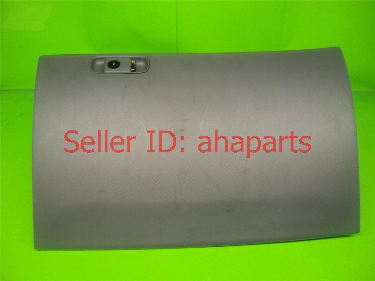 2004 Acura MDX Compartment GLOVE BOX GREY FEW SCRATCHES Replacement