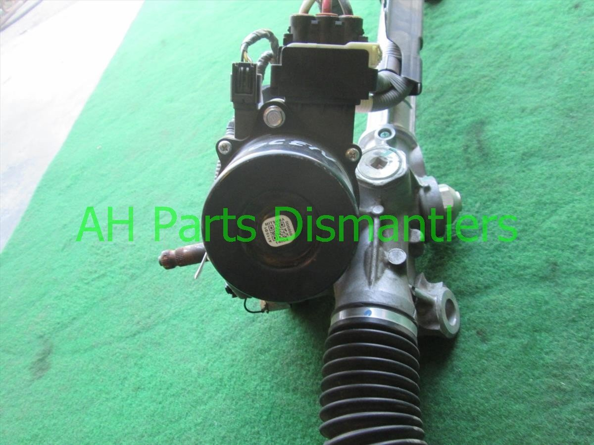 2012 Honda Civic And gear box STEERING RACK N PINION Replacement