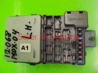 2004 Acura MDX Driver DASH FUSE BOX 38200 S3V A03 38200S3VA03 Replacement