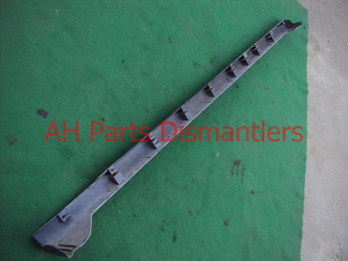 1996 Acura RL Rocker molding trim Passenger SIDE SKIRT faded color 71800 SZ3 000 71800SZ3000 Replacement