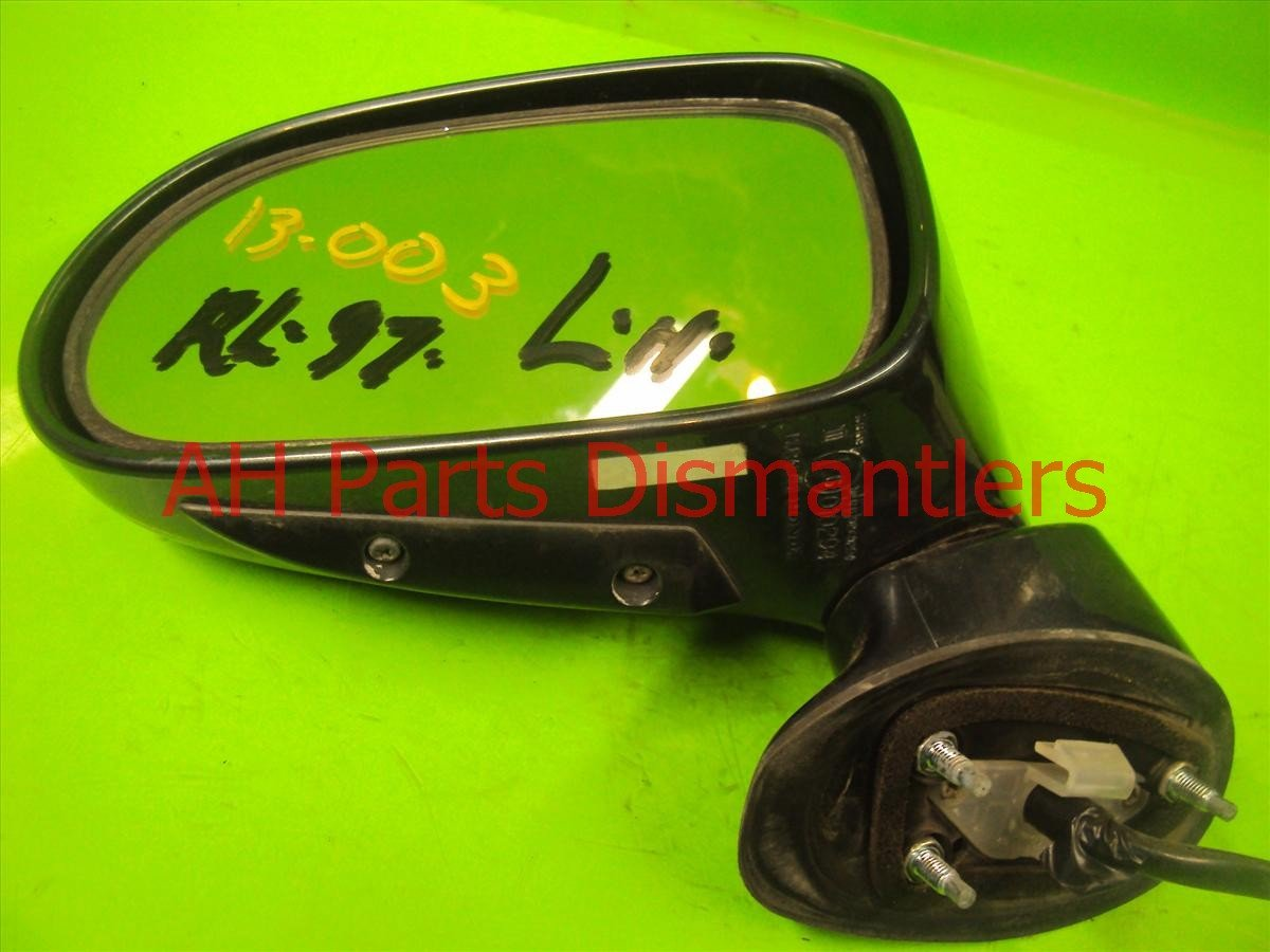 1996 Acura RL Side Rear View Mirror Driver MIRR green 76250 SZ3 A22ZB 76250SZ3A22ZB Replacement