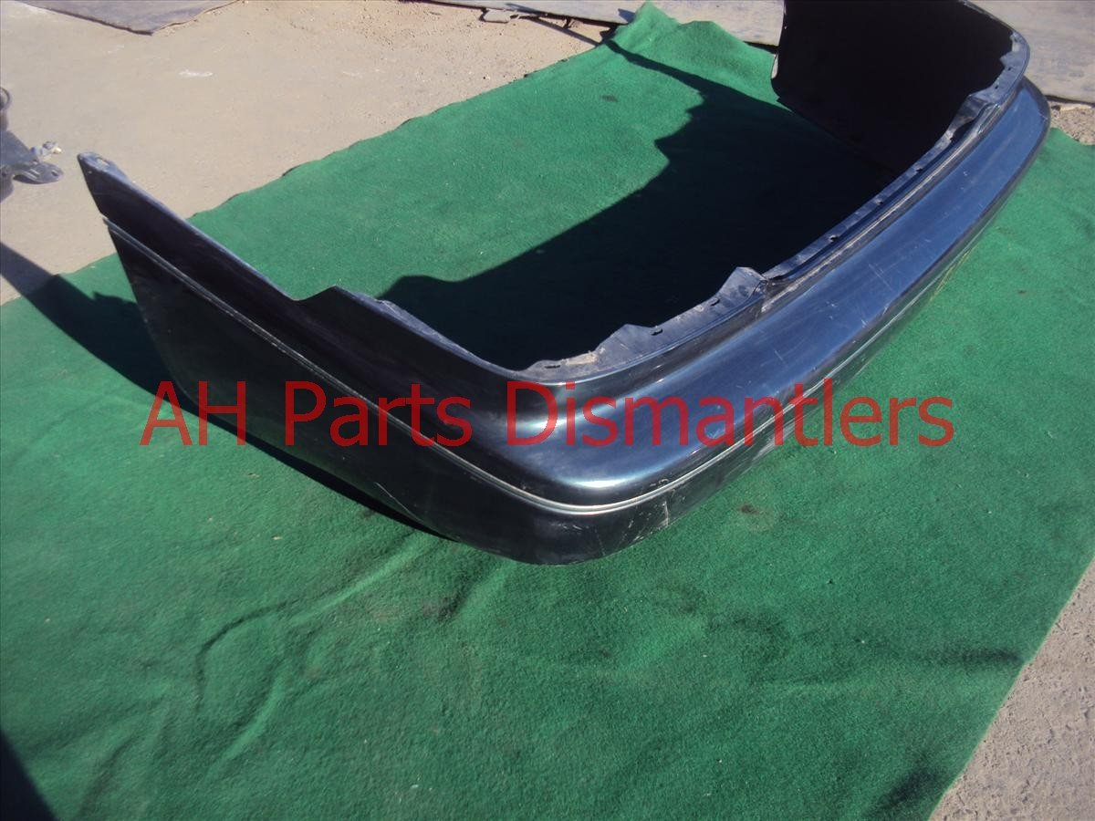 1996 Acura RL Bumper cover Rear BUM COV ONLY needs work Replacement