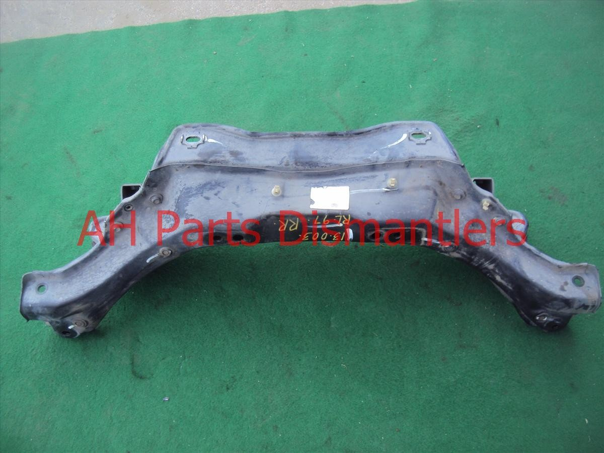 1996 Acura RL Crossmember Rear SUSPENSION CROSS BEAM 50300 SZ3 A00 50300SZ3A00 Replacement