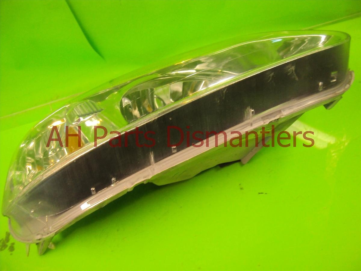 2000 Honda Civic Headlight Head Passenger H LAMP aftermarket broken tab 33101 S01 A02 33101S01A02 Replacement