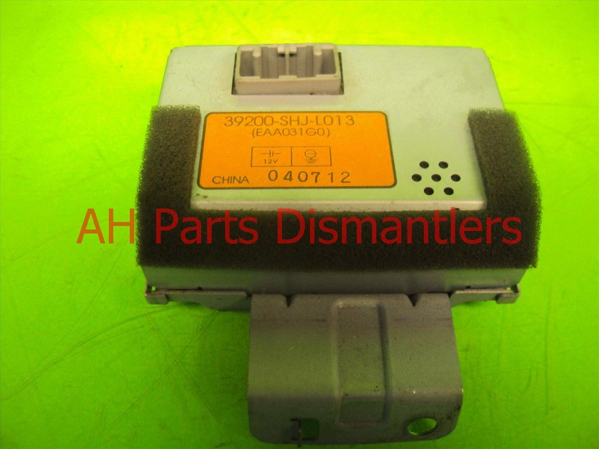 2005 Honda Odyssey Active Noise Ecu 39200 SHJ L01 Replacement
