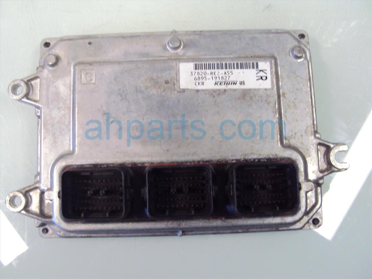 2011 Honda CR V Control module ENGINE COMPUTER ECU 37820 REZ A55 37820REZA55 Replacement