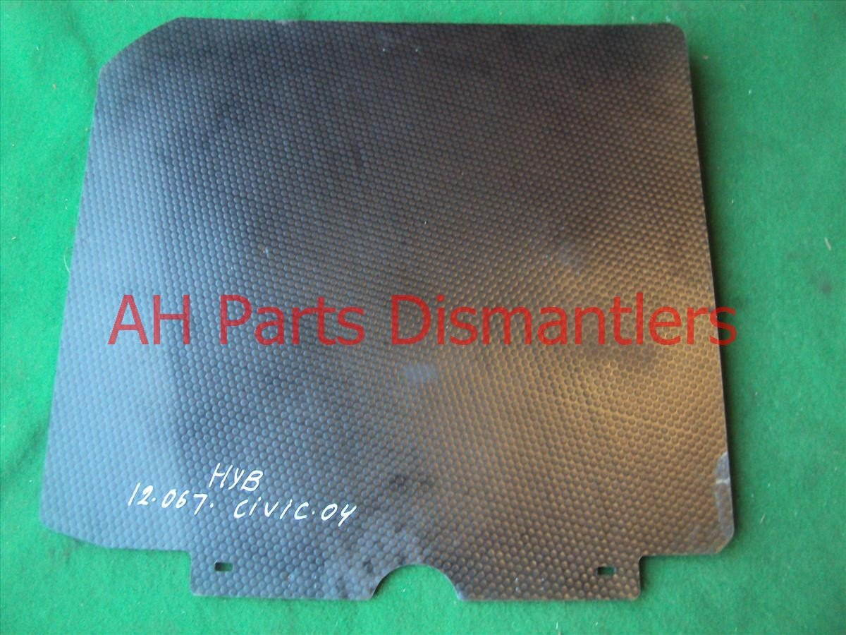 2004 Honda Civic SPARE TIRE CARDBOARD hybrid only 84521 S5B A01 84521S5BA01 Replacement
