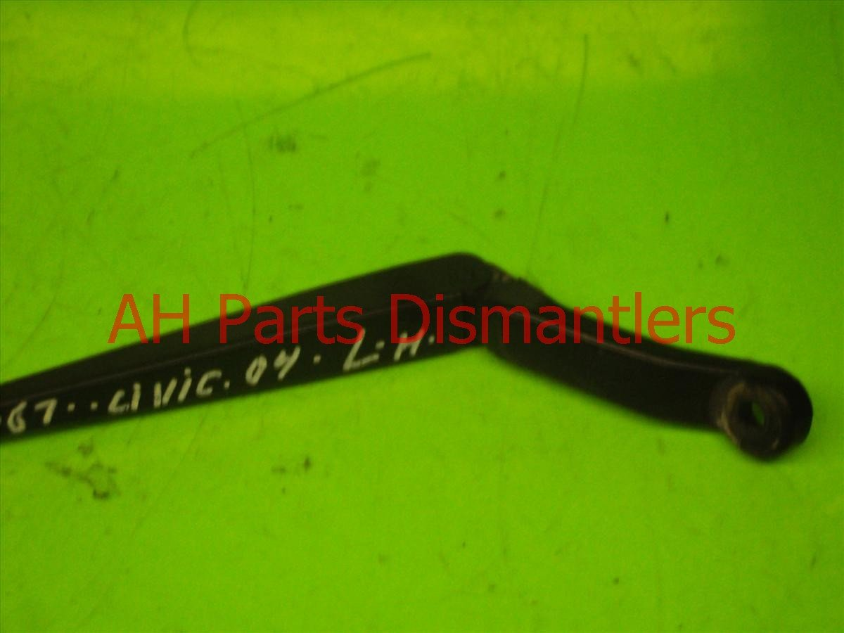2004 Honda Civic Windshield Driver WIPER ARM Replacement