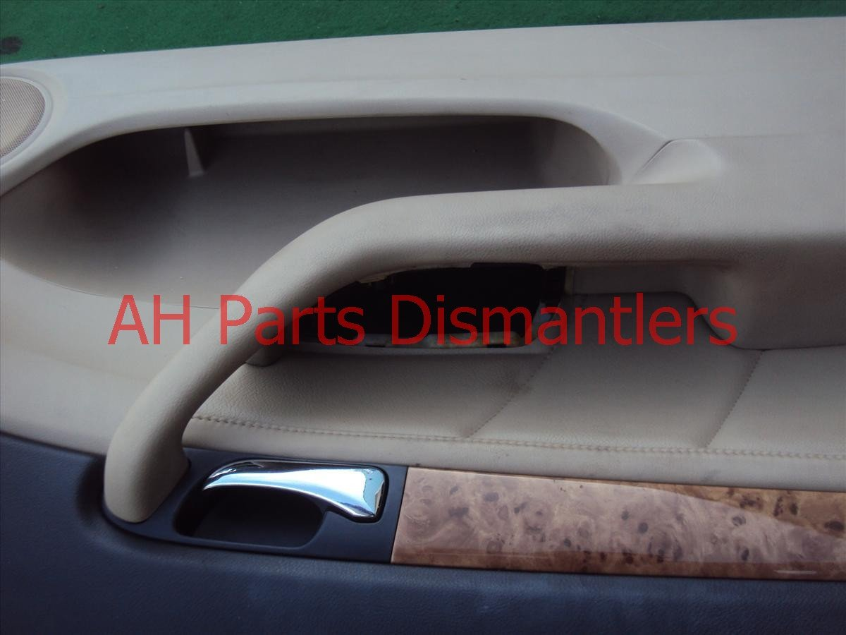 2004 Honda Accord Front trim liner 2DR Driver DOOR PANEL 83550 SDN A24ZB 83550SDNA24ZB Replacement