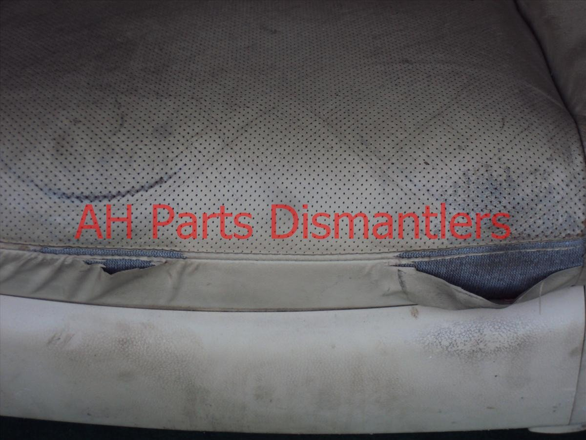 2005 Acura RL Front driver SEAT tan rips power SRS SEPRAT Replacement