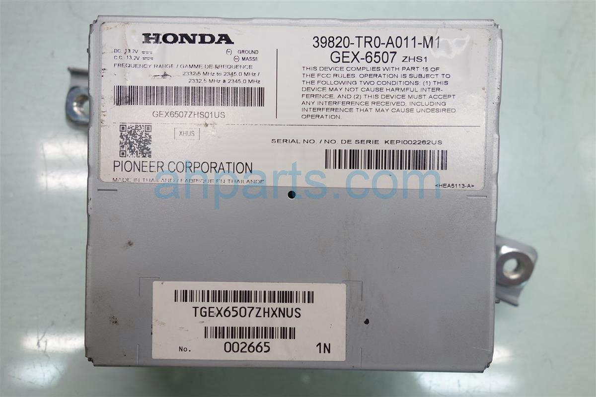 2012 Honda Civic XM UNIT 39820 TR0 A01 39820TR0A01 Replacement