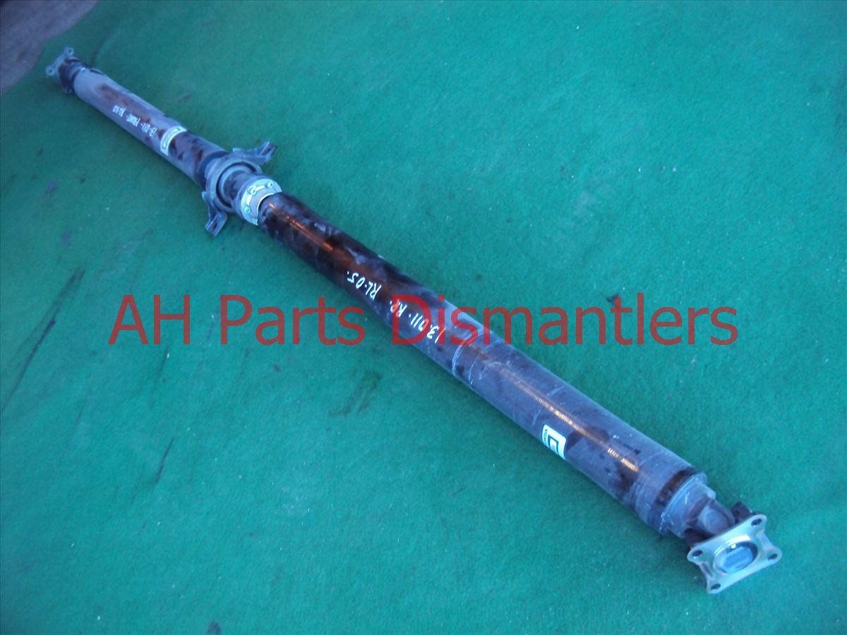 2005 Acura RL PROPELLOR SHAFT 40100 SJA 000 40100SJA000 Replacement