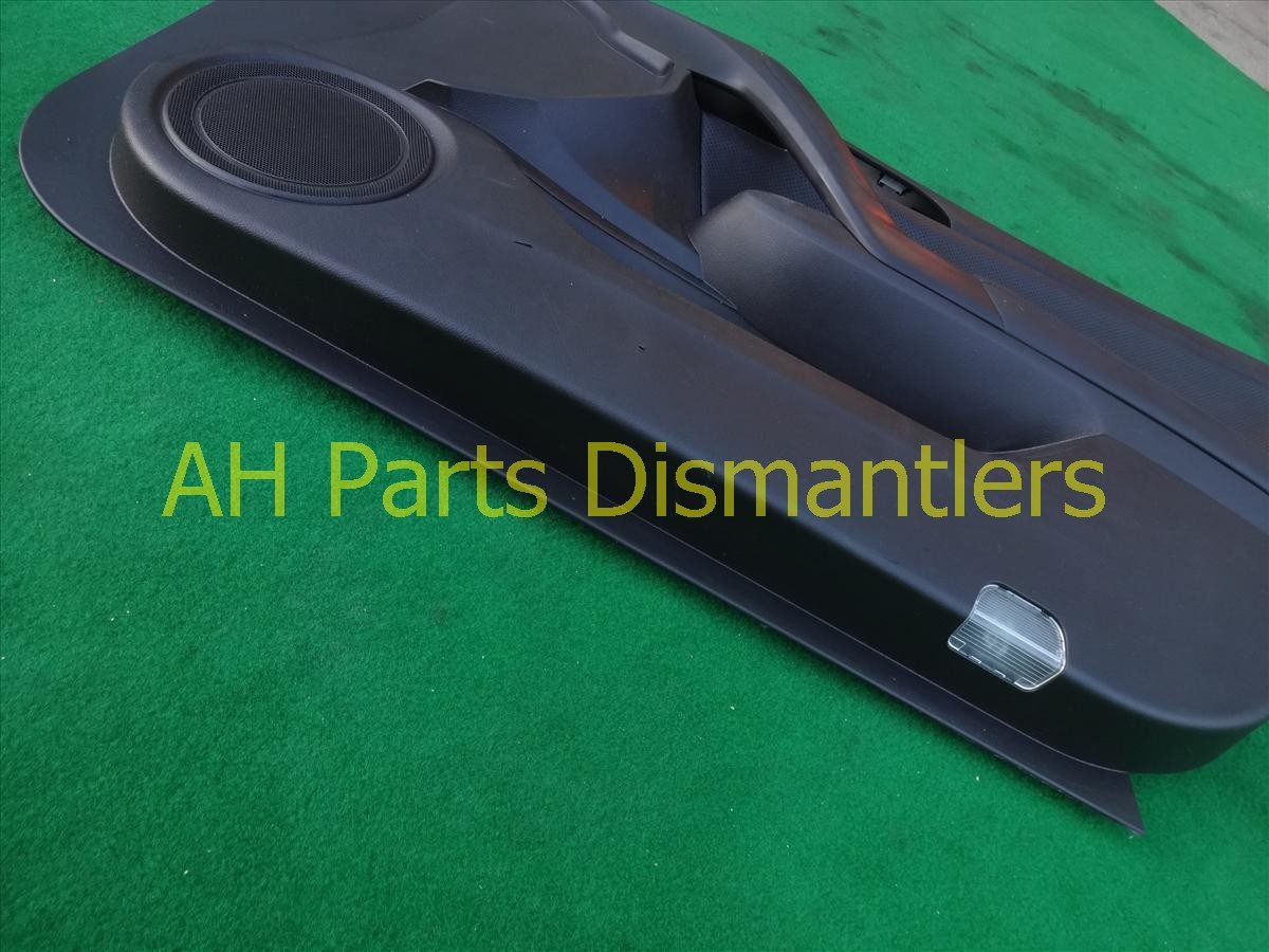2009 Acura TSX Trim liner Front passenger DOOR PANEL black 83501 TL2 A22Z 83501TL2A22Z Replacement