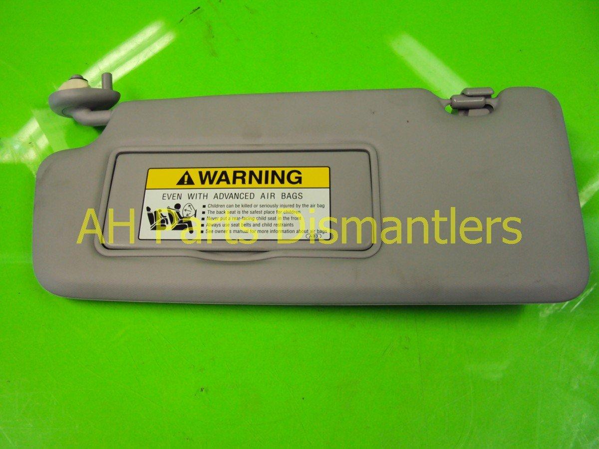 2012 Honda Civic Driver SUN VISOR nice 83280 TR0 A01ZA 83280TR0A01ZA Replacement