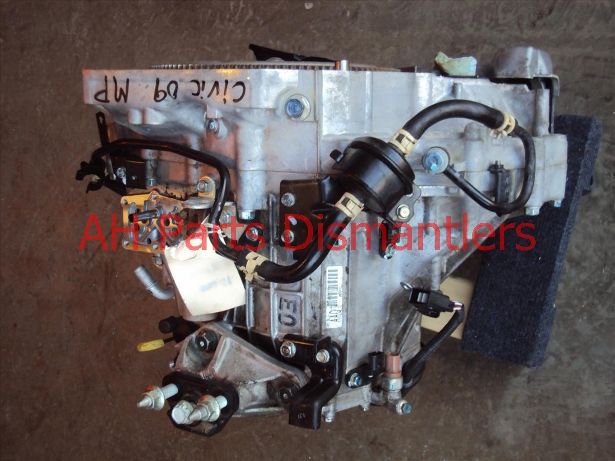 2009 Honda Civic 1 8L AT TRANSMISSION 3MW Replacement