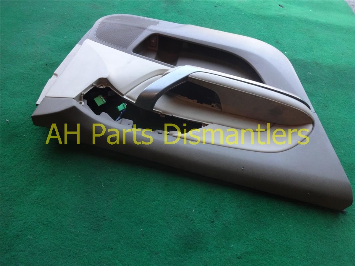 2007 Acura MDX Door trim liner Front driver DR PANEL CMPLET 83551 STX A12Z 83551STXA12Z Replacement