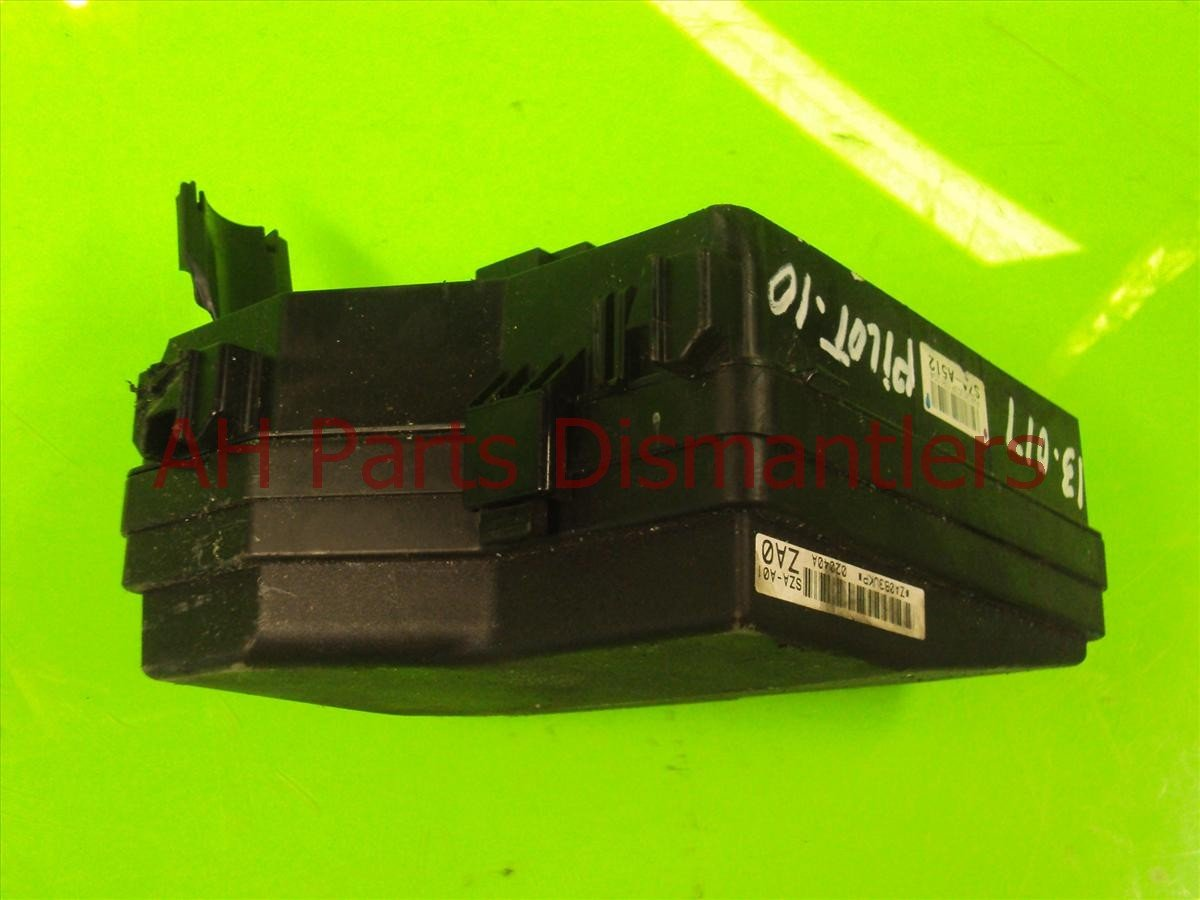 Broken Fuse Box 2010 Honda Pilot Engine Tab 38250 Sza A51 Replacement