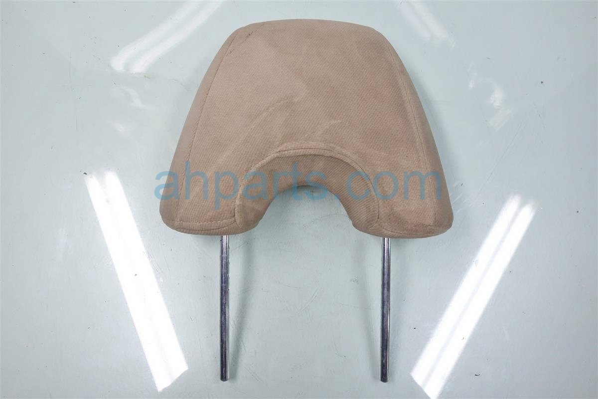 2003 Honda Civic Front driver HEADREST TAN CLOTH 81140 S5D A12ZC 81140S5DA12ZC Replacement