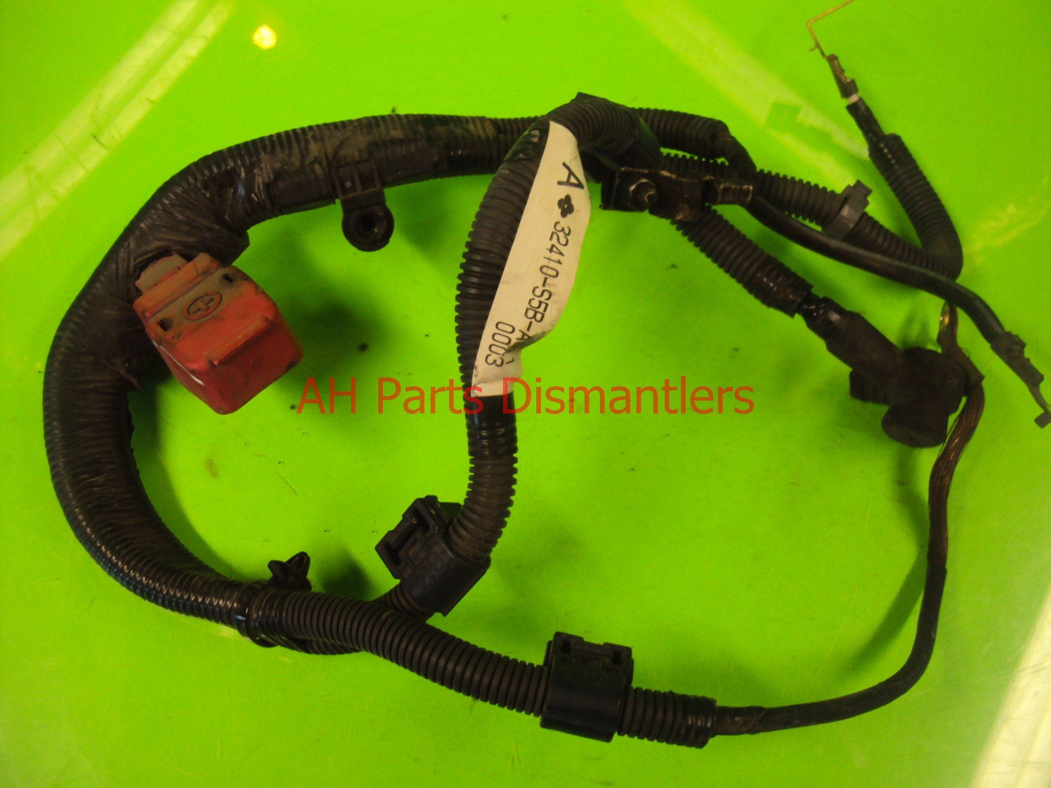2005 Honda Civic POSITIVE BATTERY CABLE 32410 S5B A01 32410S5BA01 Replacement
