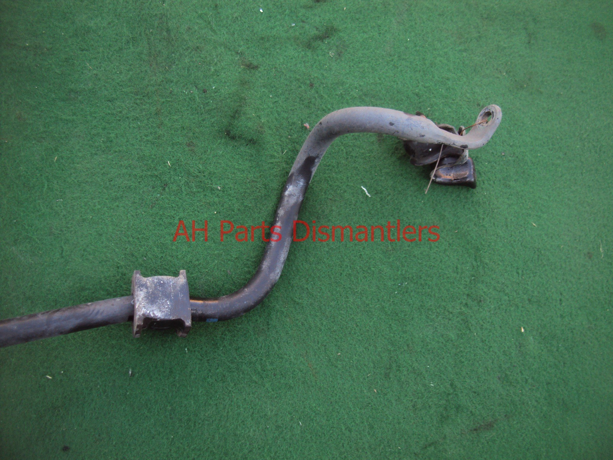2007 Acura MDX Sway Front Stabilizer Bar Replacement