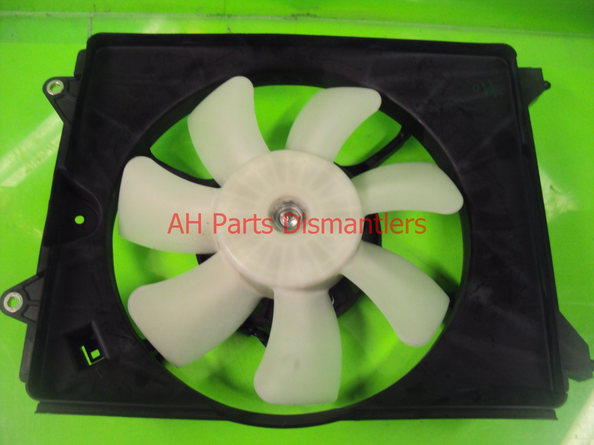 2012 Honda Civic Cooling AC FAN Replacement