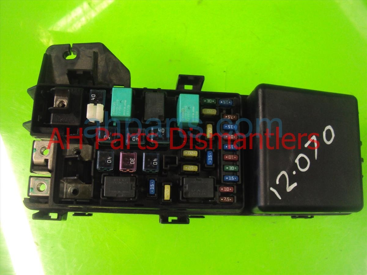 07 Acura Tsx Fuse Box Custom Wiring Diagram \u2022 2004 Acura TSX Fuse Box  Location Acura Tsx Fuse Box Location
