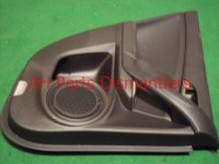 2010 Acura TSX Trim liner Rear driver DOOR PANEL blk 83751 TL0 G22ZA 83751TL0G22ZA Replacement