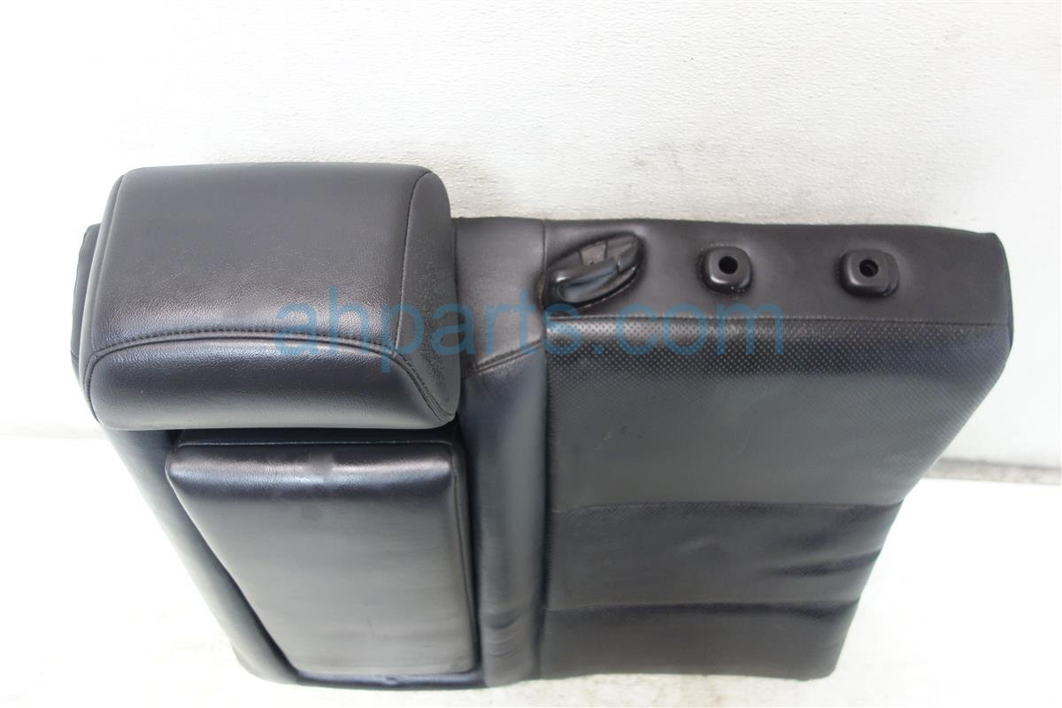 2010 Acura TSX Back 2nd row REAR Driver UPPER SEAT PORTION BLACK 82521 TL0 G11ZB 82521TL0G11ZB Replacement