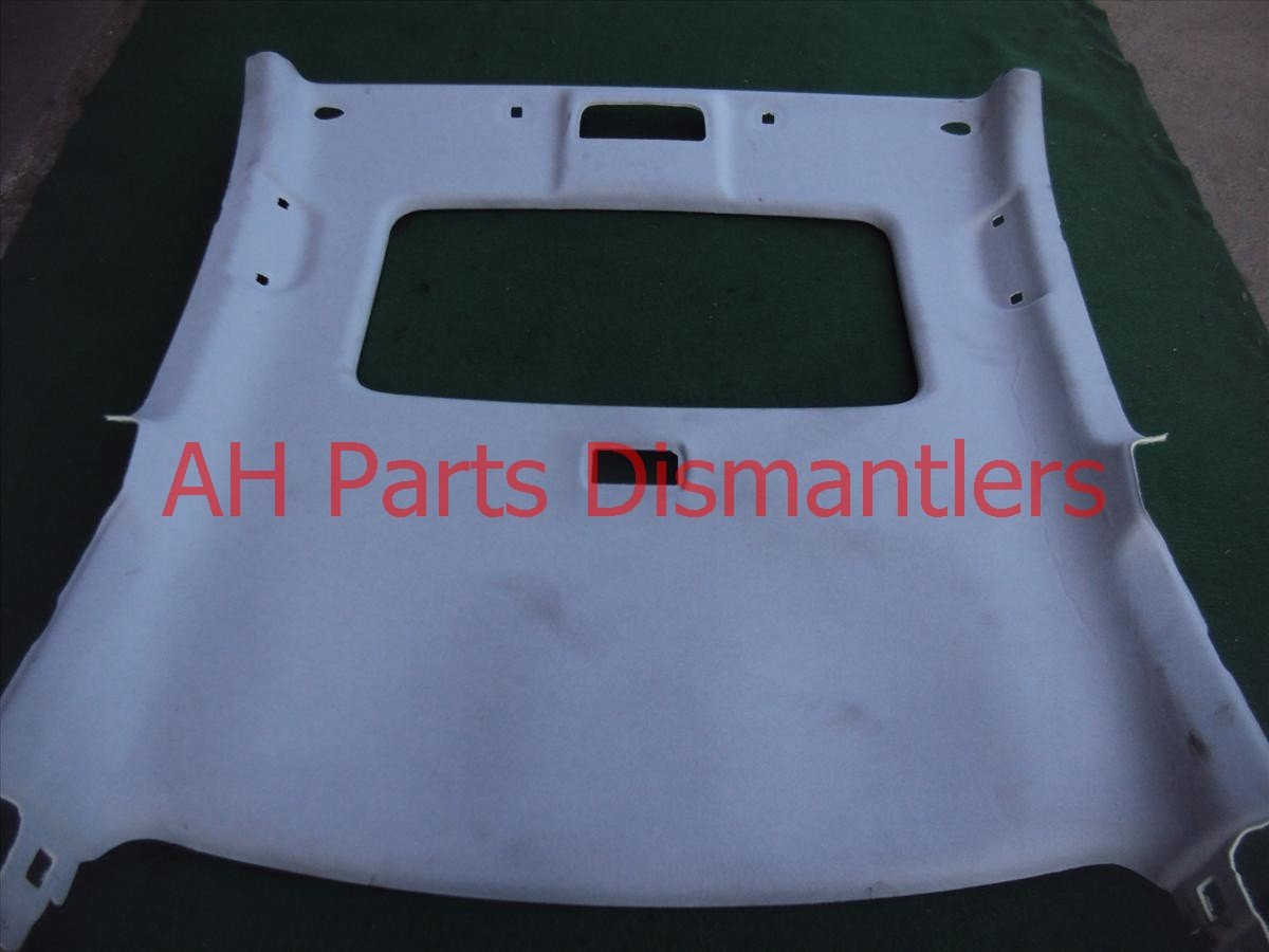 2012 Honda Civic Roof 2dr HEADLINER GREY a little dirty 83200 TS8 A51ZA 83200TS8A51ZA Replacement