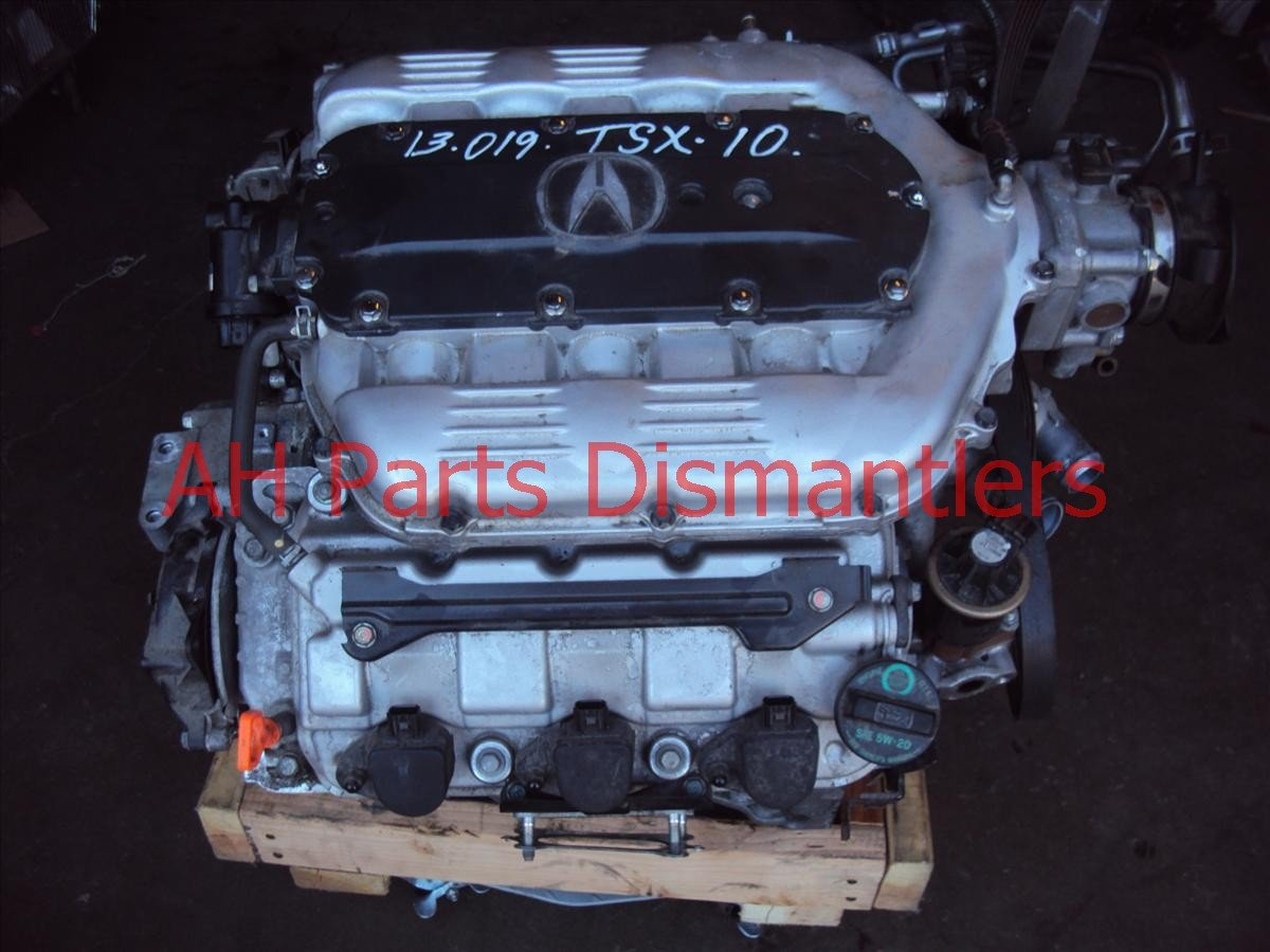 2010 Acura TSX Motor ENGINE V6 WARRANTY 6mo 41K 10002 RL8 A00 10002RL8A00 Replacement