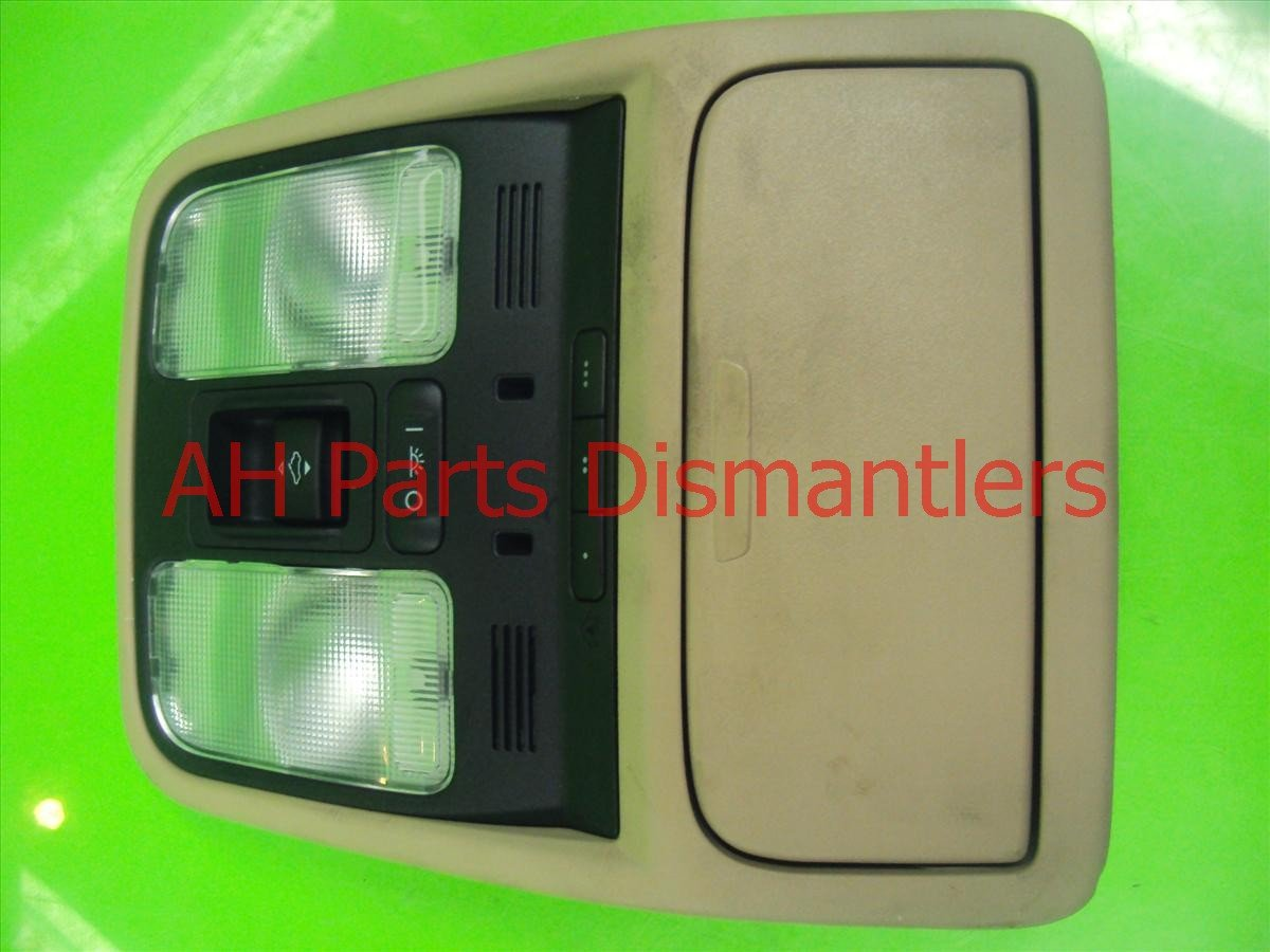 2007 Acura MDX MAP LIGHT TAN 83250 STX A01ZD 83250STXA01ZD Replacement