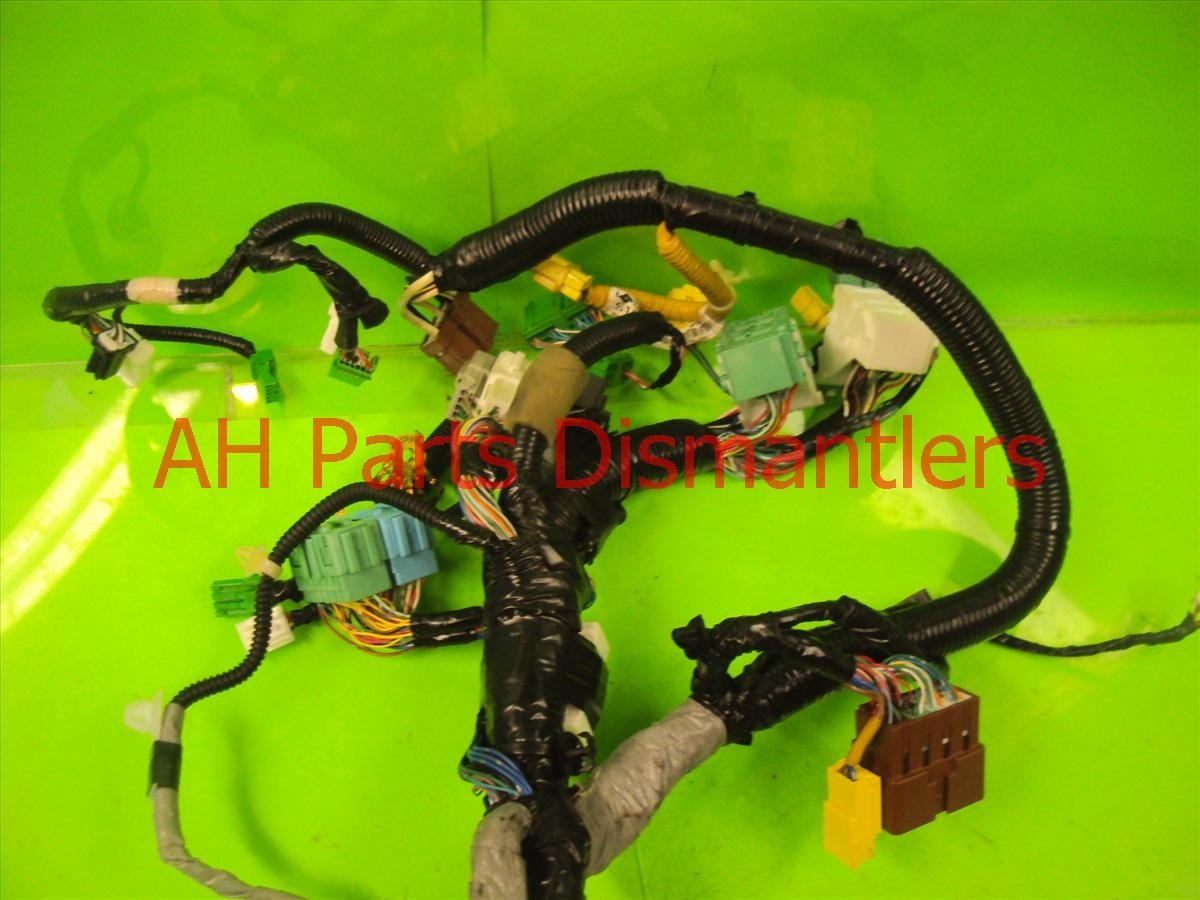2008 Acura TSX INSTRUMENT HARNESS 32117 SEC A52 32117SECA52 Replacement