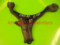 2003 Honda Civic Control Front passenger LOWER ARM 51350 S5A A20 51350S5AA20 Replacement