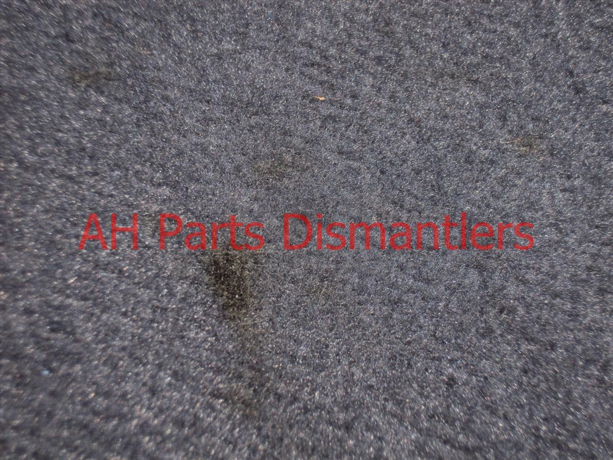 2008 Honda Civic Front / Ground Floor Carpet 83301 SVA A02ZC Replacement