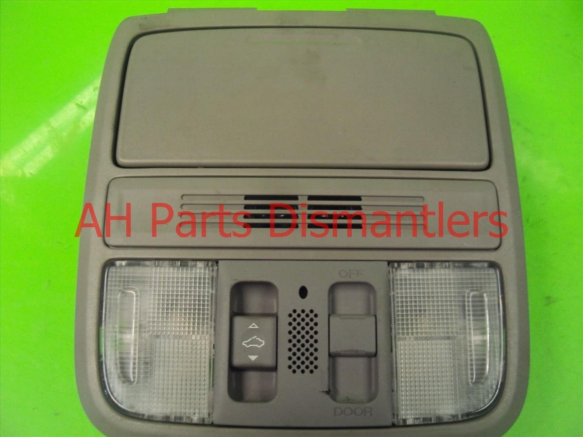 2008 Honda Accord MAP LIGHT GREY 34404 SDA A22 34404SDAA22 Replacement