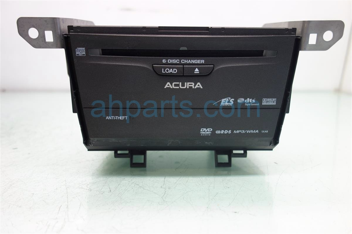 2010 Acura TSX 6 DISC CD PLAYER 39100 TP1 A61 39100TP1A61 Replacement