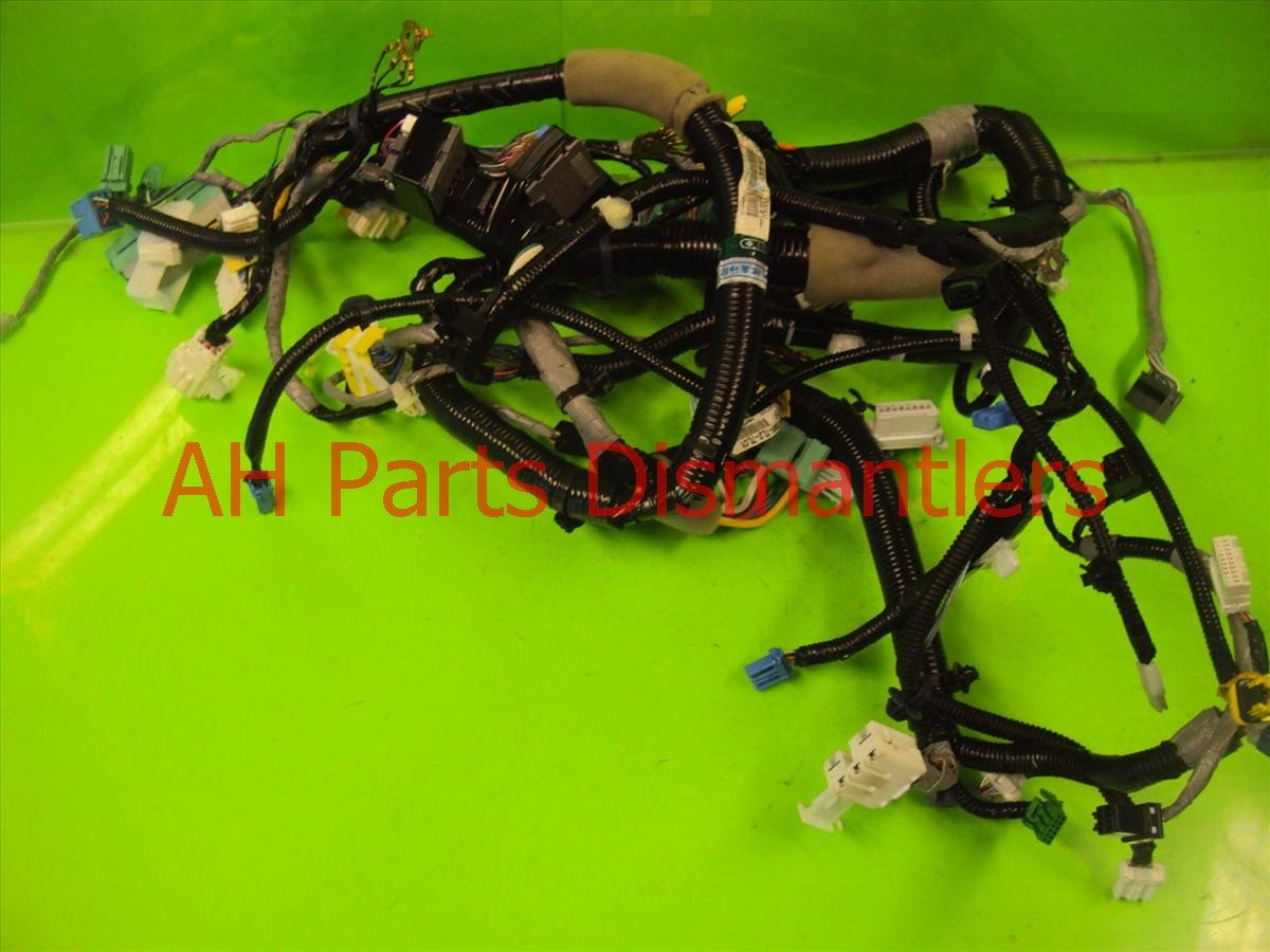 2010 Acura TSX INSTRUMENT HARNESS 32117 TP1 A10 32117TP1A10 Replacement