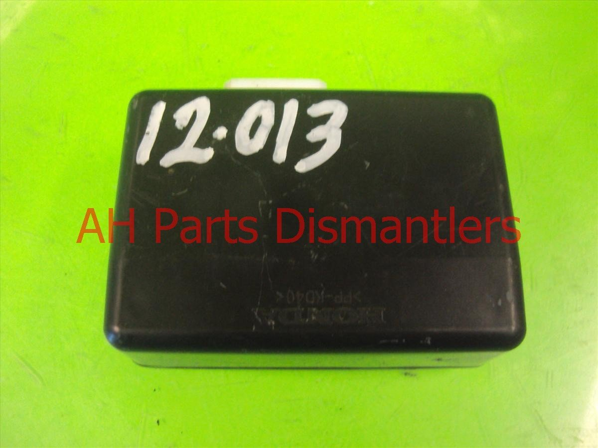 2008 Honda Accord NETWORK UNIT MODULE 39130 TAO A01 39130TAOA01 Replacement